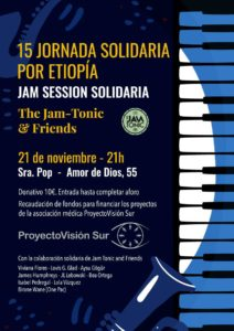 JAM SESSION SOLIDARIA